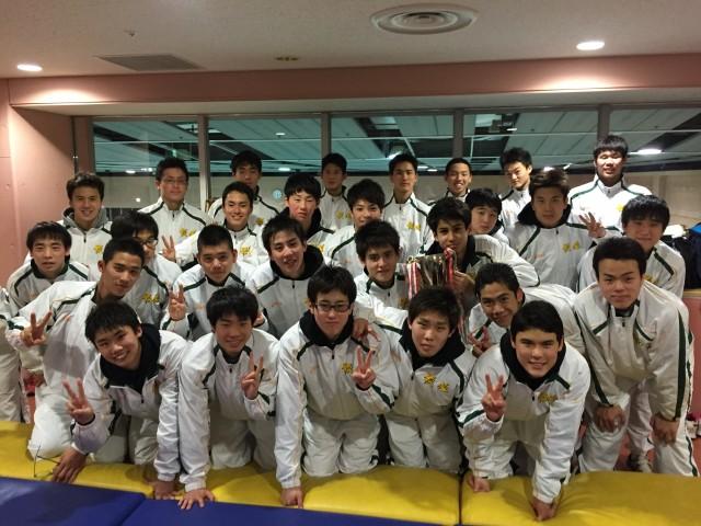 県高等学校冬季