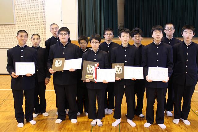 報徳学園高等学校制服画像