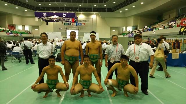 全国高等学校総合体育大会相撲競技大会