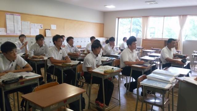 H29高Ⅲ対象学校別説明会①