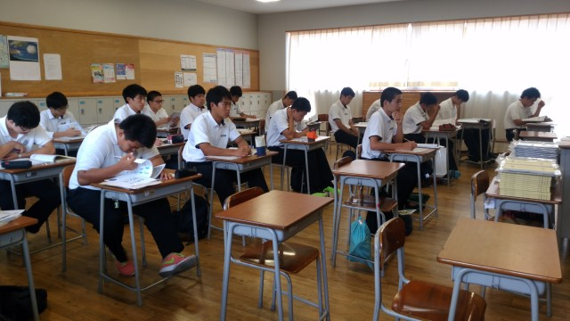 H29高Ⅲ対象学校別説明会②