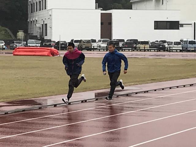 H31 中・高陸上競技部春季合同合宿2