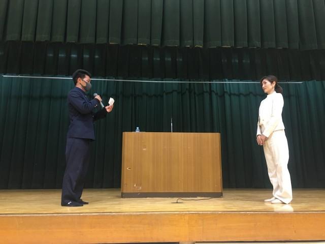 進学コース講演会写真3