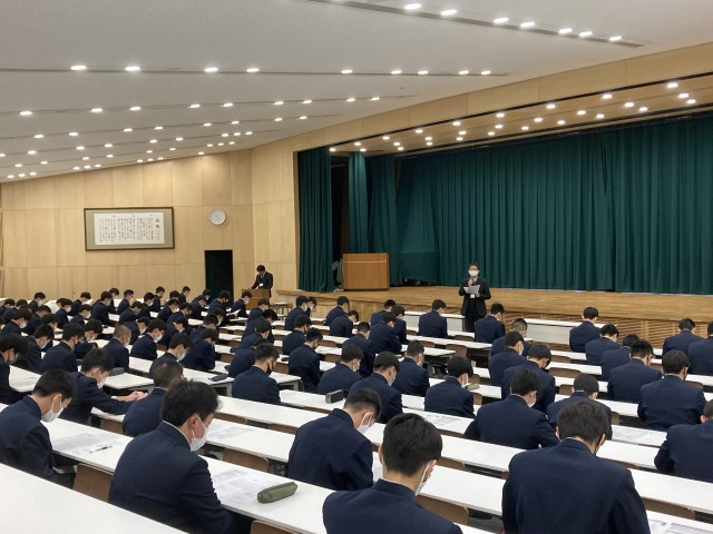 R02大学入試共通テスト激励会②