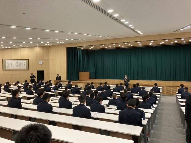 R02大学入試共通テスト激励会①